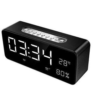 ENCEINTES ORDINATEUR Enceinte Bluetooth Radio Réveil Enceinte Bluetooth