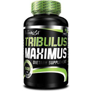 STIMULANT HORMONAUX Tribulus Maximus (90Tabs) Biotech USA