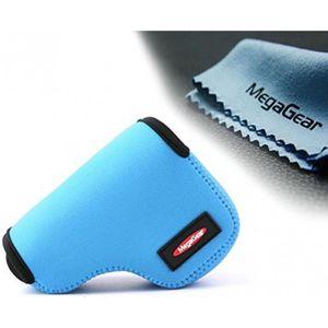 COQUE - HOUSSE - ÉTUI Housse de protection en néoprène bleu pour apparei