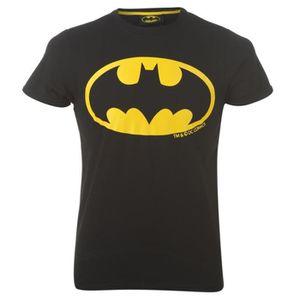 T-SHIRT Tee Shirt Homme DC Comics Batman