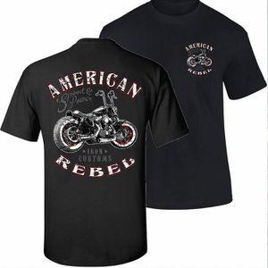 T-SHIRT Biker Life USA T-shirt Biker pour hommes T-shirt M