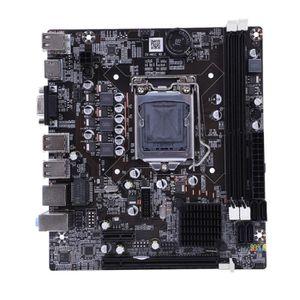 CARTE MÈRE Hongshuo Carte MèRe de Jeu H61 LGA 1155 DDR3 RAM U