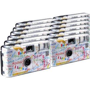 APPAREIL PHOTO JETABLE TopShot Lot de 12 appareils photo jetables I mog d