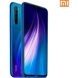 SMARTPHONE Xiaomi Note 8 4Go 64Go Bleu Neptune Smartphone 4G