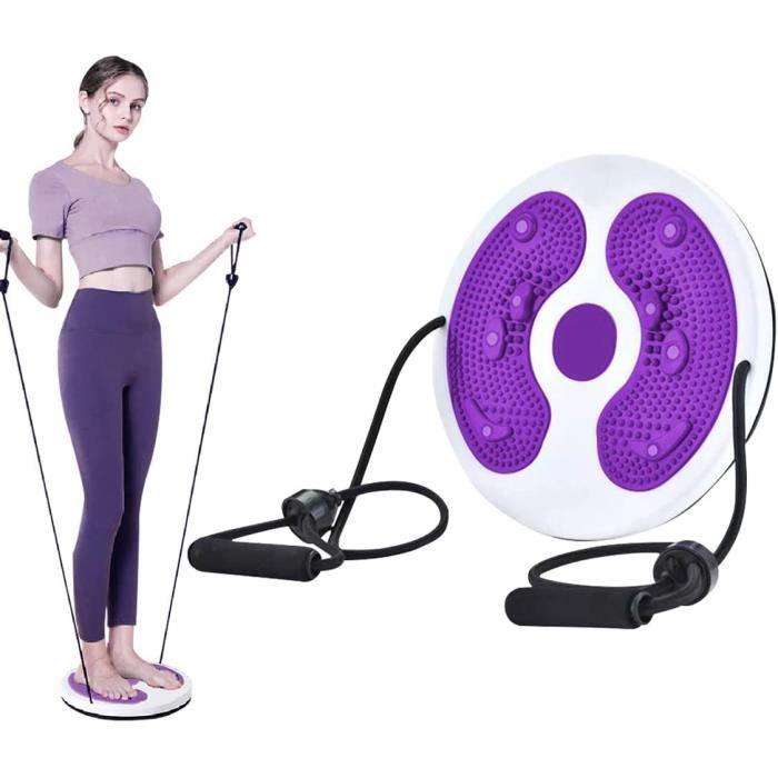 Taille Twister Plaque, Magnet Calorie Count Taille Twister Disc Électronique Perte de Poids Taille Wriggling Plate Équipement De Fit