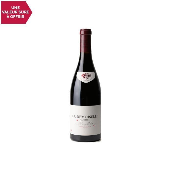 Sancerre La Demoiselle Blanc 2018 - 75cl - Alphonse Mellot - Vin AOC Blanc du Val de Loire - Cépage Sauvignon Blanc
