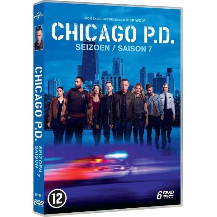 Chicago Police Department-Saison 7 [DVD]