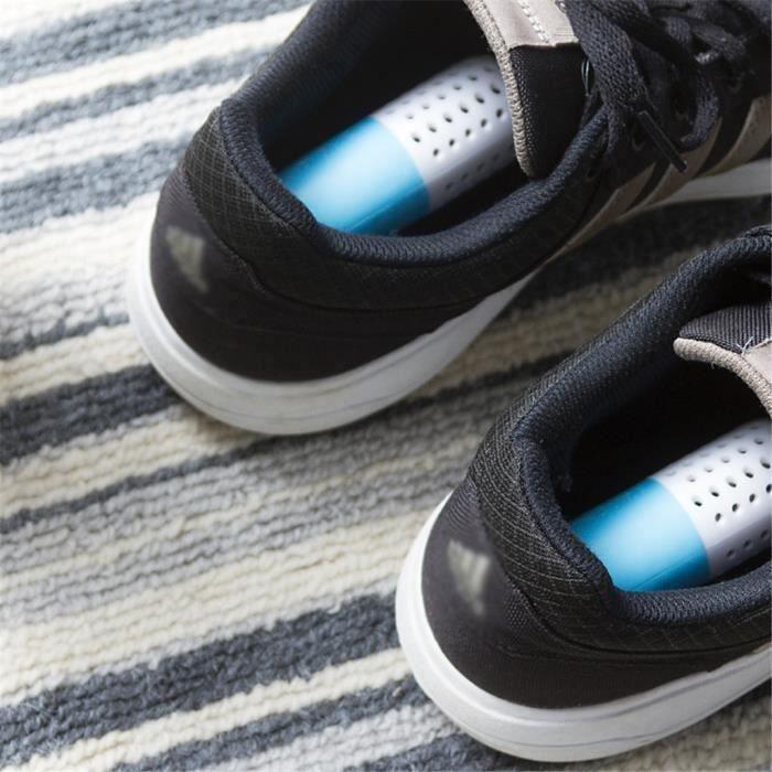 Capsule Desiccant Shoes To Odor Deodorant Mildew Moisture Dehumidifier 2 Pack MKK3