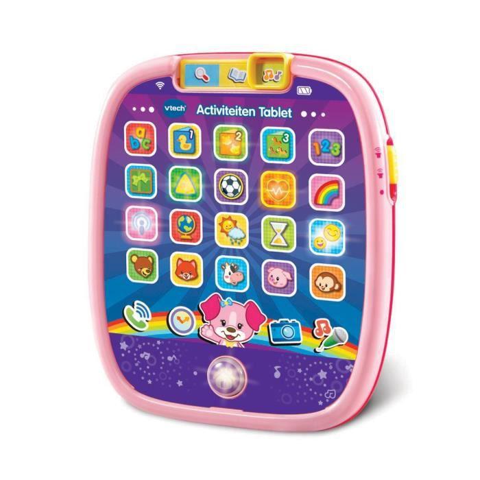 VTech Baby Activiteiten Tablet roze, AAA, 250 mm, 58 mm, 279 mm, 410 g