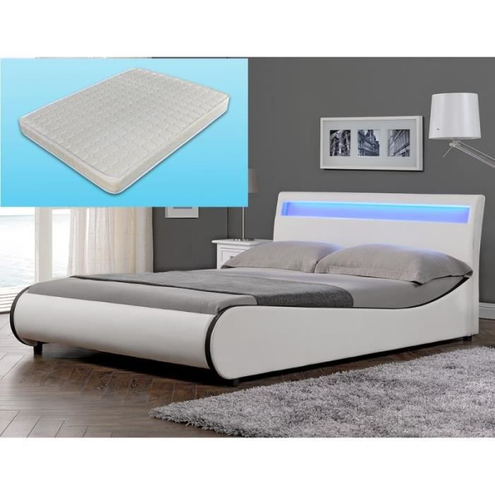 matelas king size 200x200 king size matelas sommier 200x200 matelas no stress lit lit en cuir. Black Bedroom Furniture Sets. Home Design Ideas