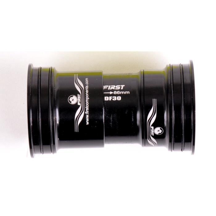Shimano Caches poussière boîtier de pédalier 22mm noir vélo course//ville//VTT//BMX