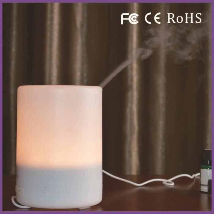 Led humidificateur ultrasons atomiseur aroma diffuseur for Humidificateur de chambre