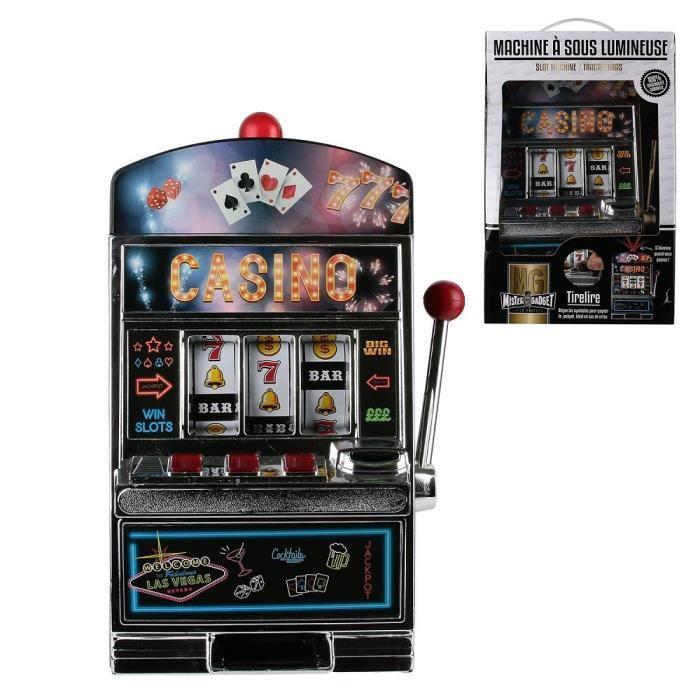 MYA 1Pc Console De Jeux Retro,Mini Console De Jeux Lucky Jackpot Mini Fruits Slot Machine Fun Cadeau danniversaire Enfants Jouet /Éducatif