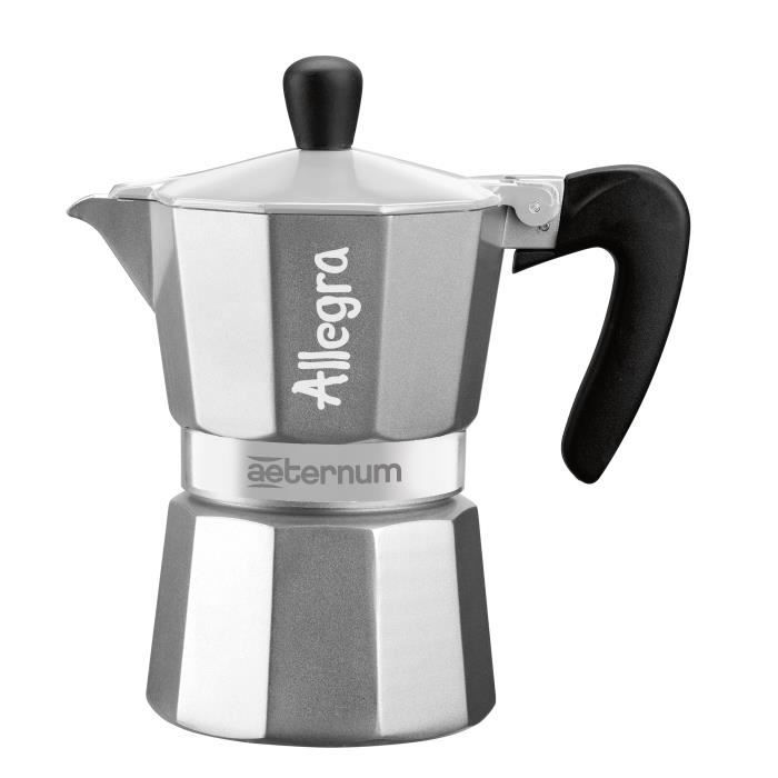 Photo de aeternum-cafetiere-allegra-en-metal-argente-capacite-3-tasses