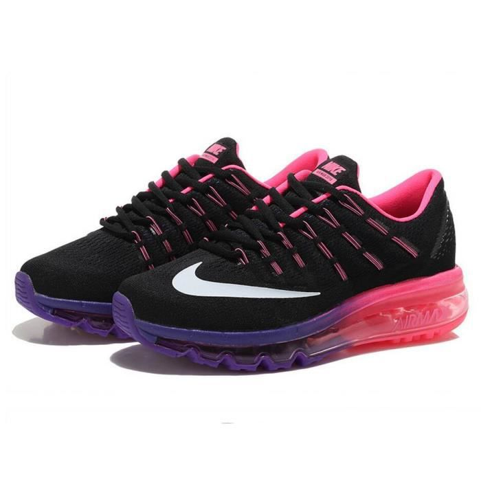 online store 87960 55617 BASKET Femmes Nike Air Max 2016 Baskets Chaussures de run