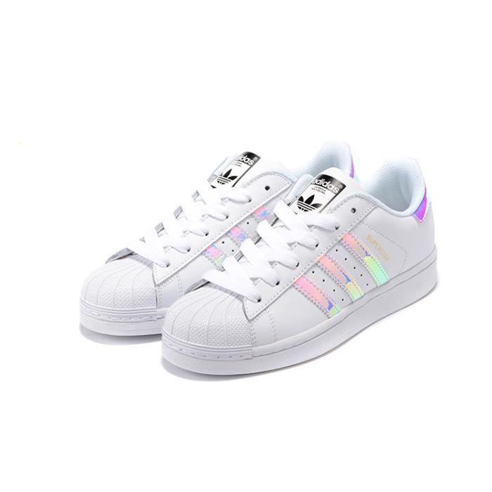 chaussure adidas femme superstar