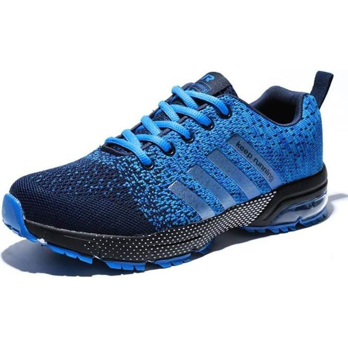 Chaussures de Sport basket Running Respirantes Athlétique Sneakers Courtes Fitness Tennis Homme