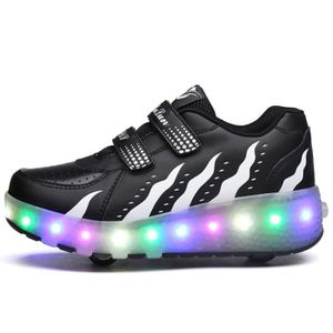 led heelys chaussures enfant a roulettes achat vente. Black Bedroom Furniture Sets. Home Design Ideas