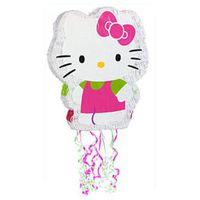 CONFETTIS - SERPENTIN  Piñata Hello Kitty