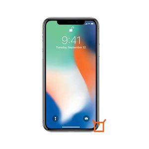 SMARTPHONE iPhone X 64GB Argent