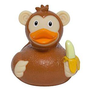 POUPON Poupon LY1VF 2117 Singe Rubber Duck Bath Toy, Dive