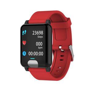 MONTRE E04 ECG + PPG intelligent Montre bracelet Band Bra