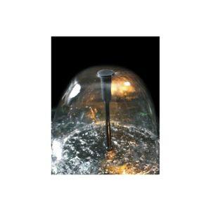BASSIN D'EXTÉRIEUR Pompe de bassin de fontaine avec Filtre 2500l/h 45