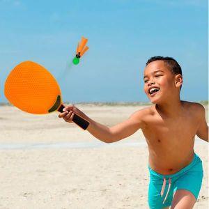 KIT BADMINTON Set badminton de plage Intex (4 pièces) - Jeu raqu