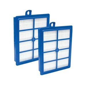 BROSSE ET ACCESSOIRE D'ASPIRATEUR Lot de 2 EFH12W Filtre HEPA actif Philips/Electrol