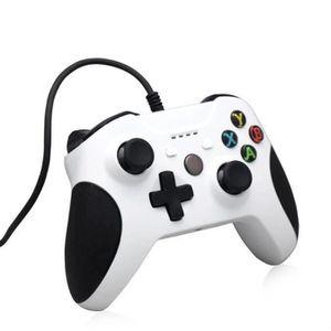 CAPUCHON STICK MANETTE BK Manette de jeu filaire USB Xbox One - Gamepad S