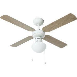VENTILATEUR BESTRON Ventilateur De Plafond - 50W - 102cm - Bla