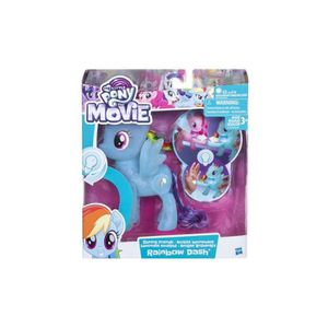 FIGURINE - PERSONNAGE My Little Pony Poney Lumineux Interactif Asst