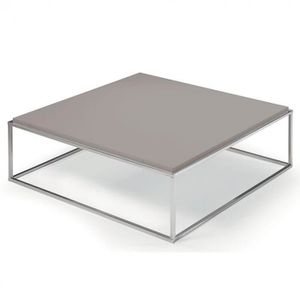 Table basse carree design achat vente table basse carree design pas cher - Table basse design carree ...