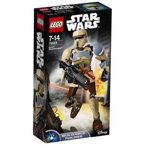 ASSEMBLAGE CONSTRUCTION LEGO® Star Wars75523 Scarif Stormtrooper™