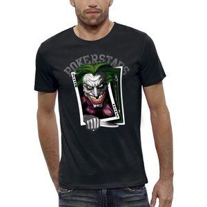 T-SHIRT T-shirt JOKER POKERSTARS - PIXEL EVOLUTION - Homme