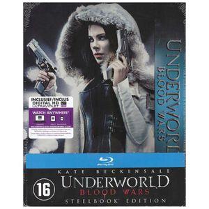 BLU-RAY FILM Underworld - Blood Wars Edition Steelbook (Blu Ray