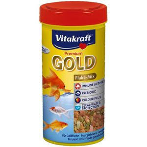 Vitakraft aliment poisson complet 250 gold 22052 achat for Poisson aliment