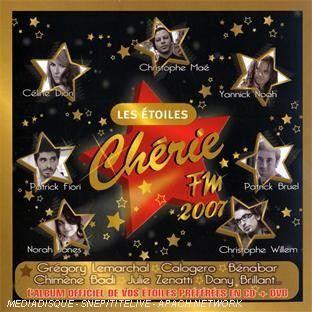 LES ETOILES CHERIE FM 2007
