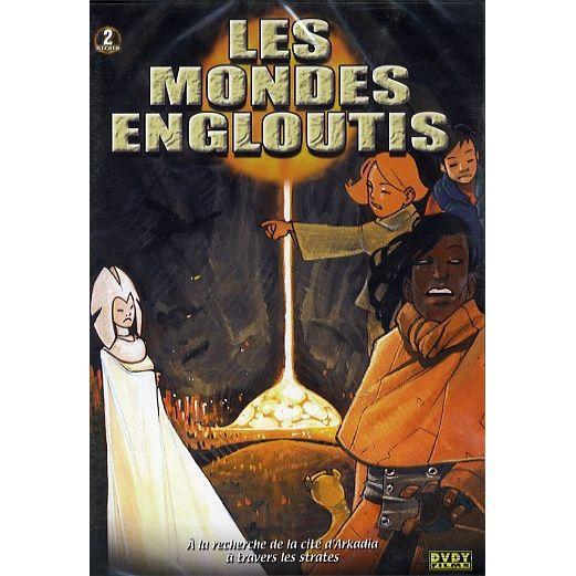DVD INTÉRACTIF LES MONDES ENGLOUTIS, Strate 02