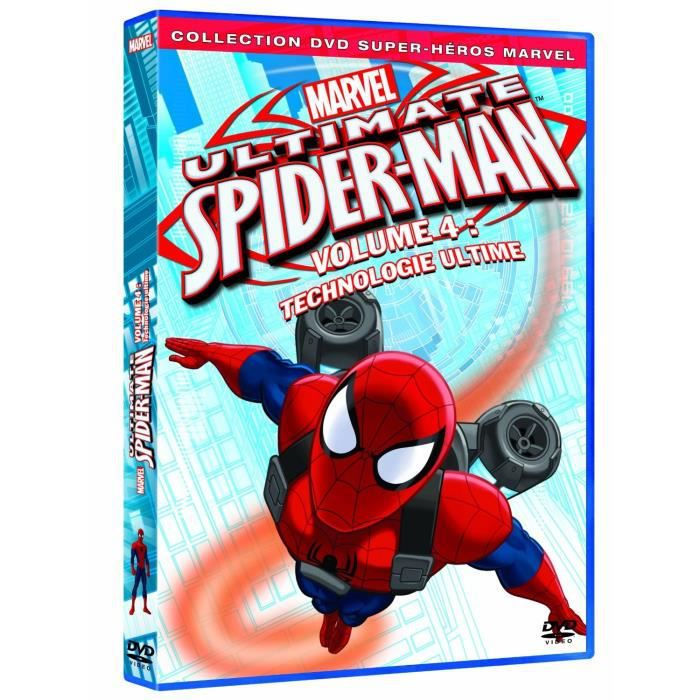 Spiderman 4 dessin animé en francais