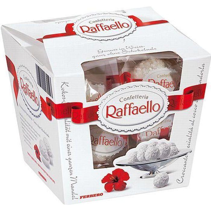 Ferrero Raffaello 150g 4 pièces