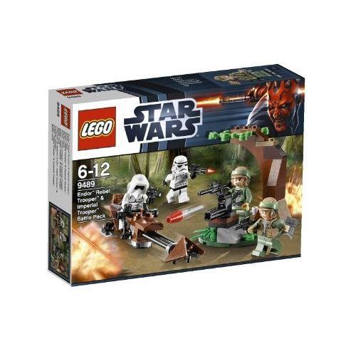 LEGO STAR WARS - 9489 - JEU DE CONSTRUCTION - E…