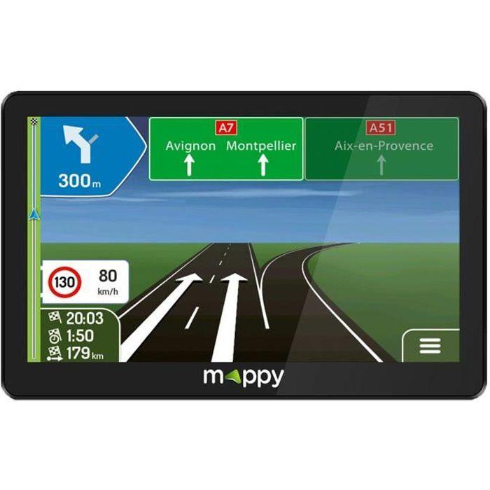 MAPPY GPS camping-car 7- MAXI795 CAMP