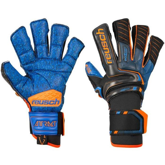 Reusch Attrakt G3 Fusion Goaliator Gants de gardien de but