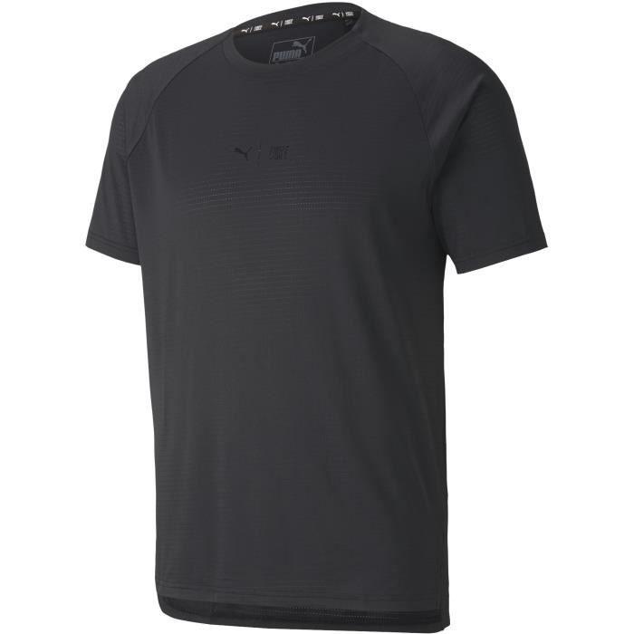 Tee-shirt - PUMA - Noir