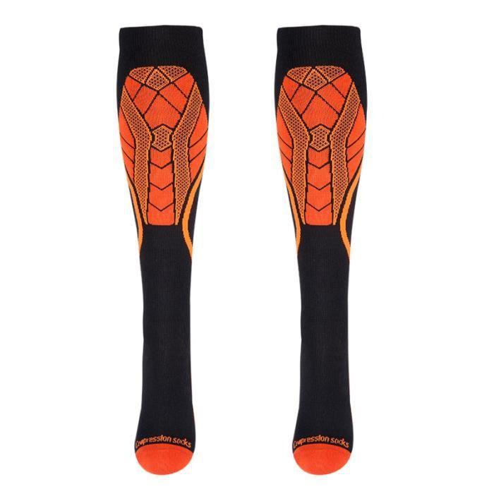 1 paire de chaussettes de cyclisme confortables chaussettes de recuperation - chaussettes de textile technique