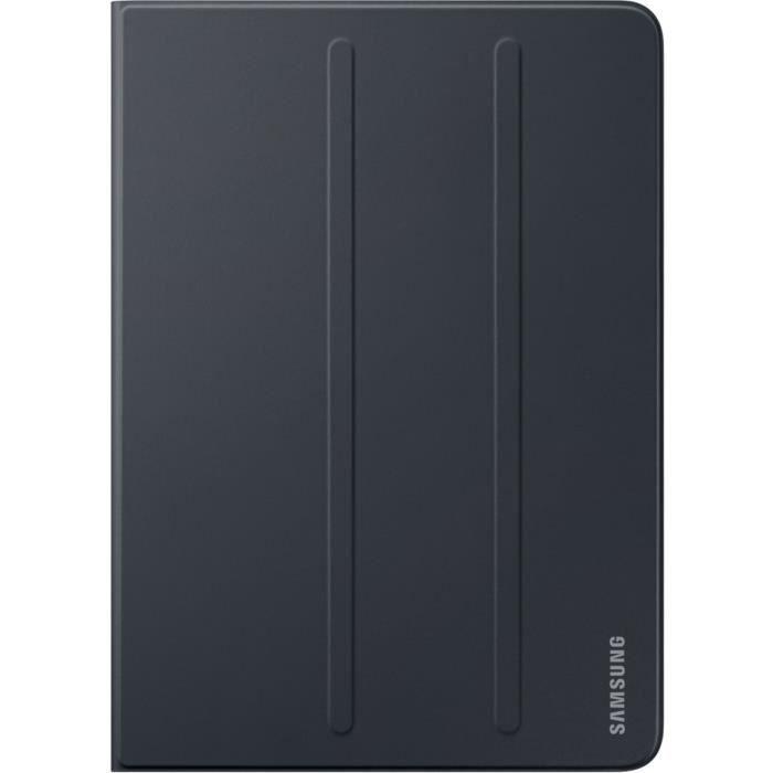 Samsung Coque de protection Book Cover Tab S3 Noir