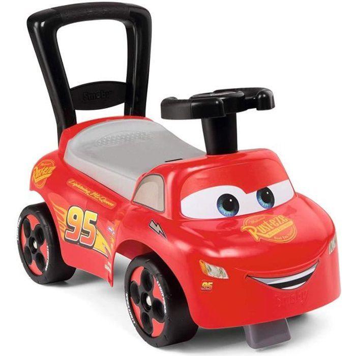 CARS 3 - Smoby - Porteur Enfant Auto