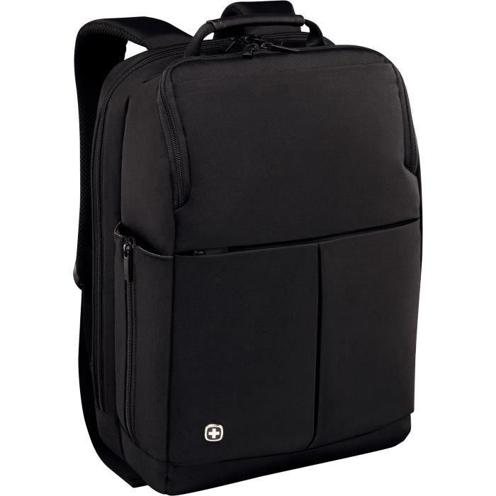 Wenger Reload sac à dos pour portable avec tablette de poche 16- - Noir