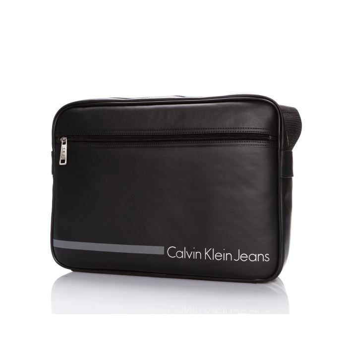 sacoche calvin klein cds011 pbo0 achat vente sacoche. Black Bedroom Furniture Sets. Home Design Ideas
